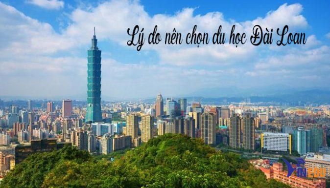 Lợi ích khi đi du học Đài Loan là gì?