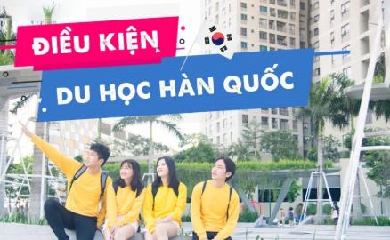 Siết chặt ngoại ngữ nâng chất lượng đầu vào – Điều kiện du học Hàn Quốc 2020