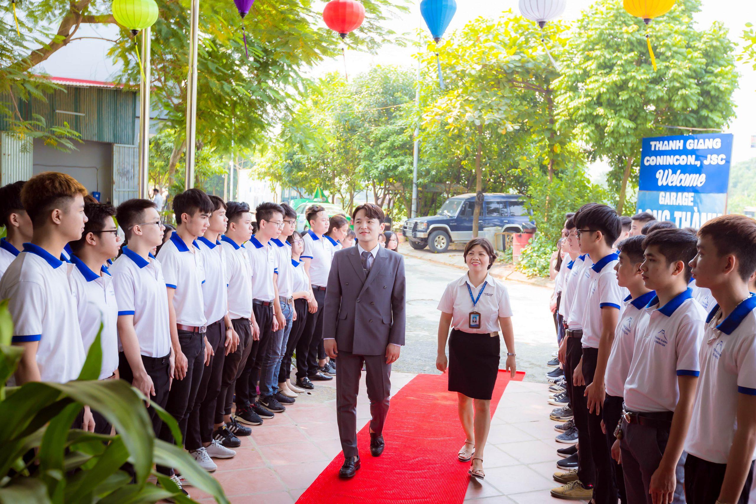 Du học Hàn Quốc tại Hà Nội tại sao nên chọn Thanh Giang Conincon?