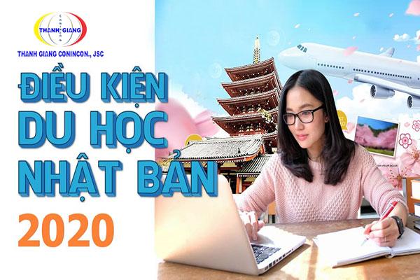 Điều kiện du học Nhật Bản 2020 có gì mới?