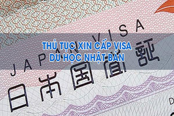 Thủ tục xin visa du học Nhật Bản cần lưu ý gì?