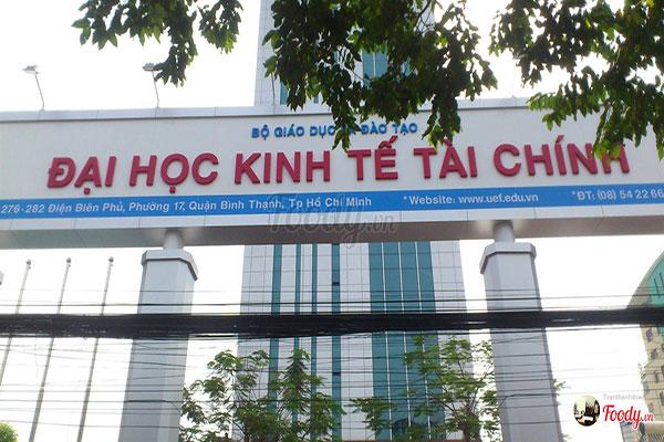 Đại học kinh tế tài chính TP.HCM