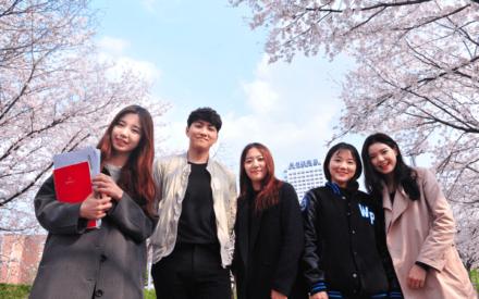 Đã có rất nhiều du học sinh có cơ hội đi du học Hàn Quốc miễn phí