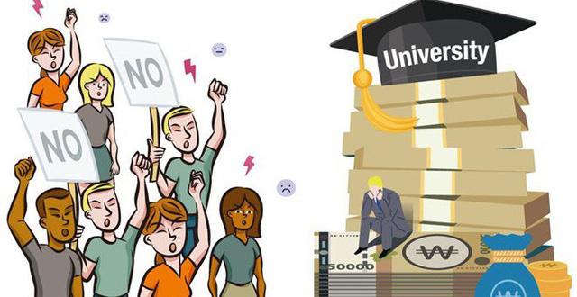 Hướng dẫn tra học phí các trường Đại học, Cao đẳng Hàn Quốc