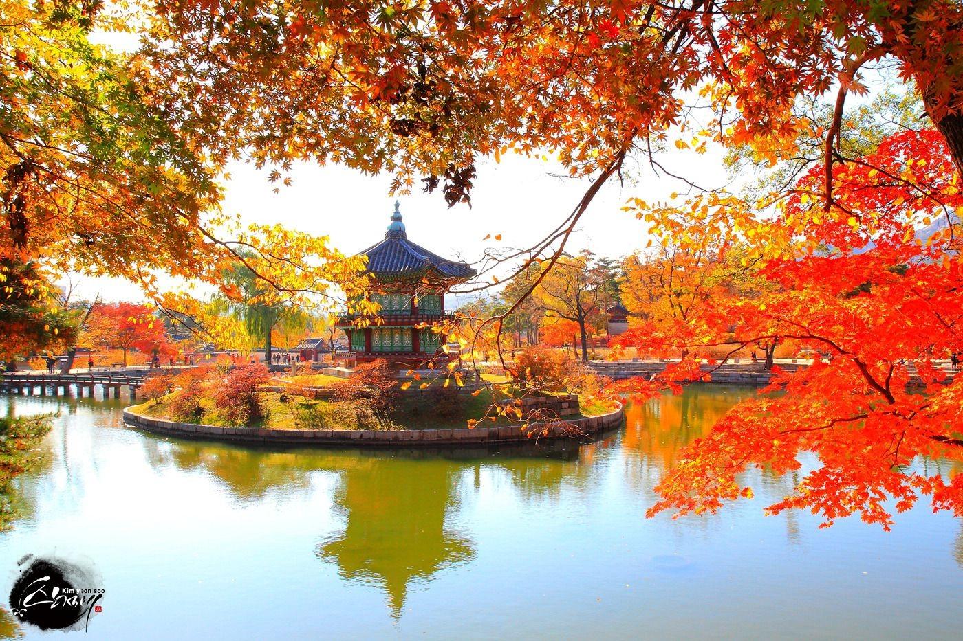 Đất nước Hàn Quốc xinh đẹp