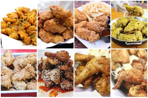 Chuỗi nhà hàng gà rán Kyochon