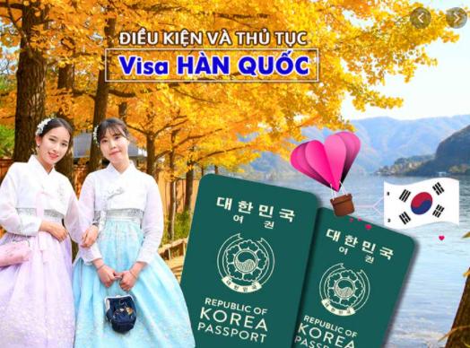 Năm 2021 xin visa du học Hàn Quốc có khó không?