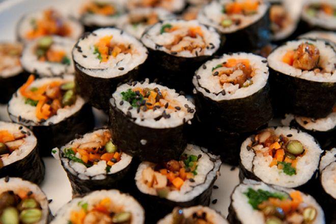 Quán ăn Hàn Quốc nổi tiếng Gimbap Cheongguk