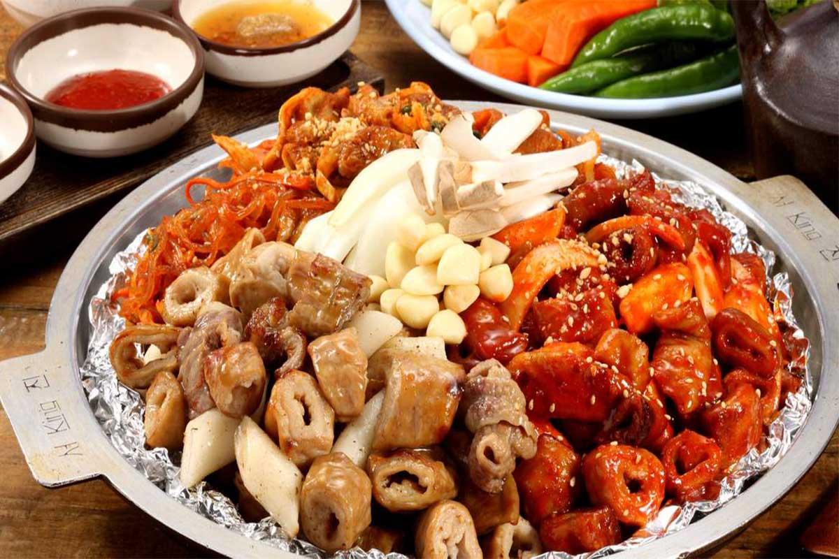 Nhà hàng Gopchang