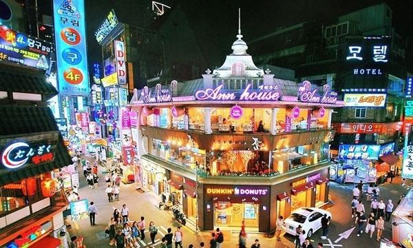 """Cùng khám phá Hàn Quốc về đêm – """"Thành phố không ngủ"""" có gì đặc biệt?"""