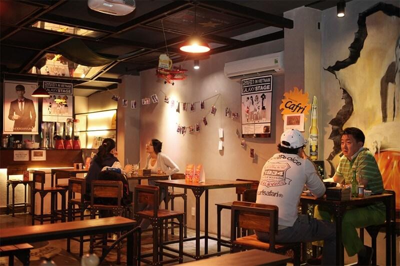 Khám phá những quán ăn Hàn Quốc nổi tiếng tại xứ kim chi