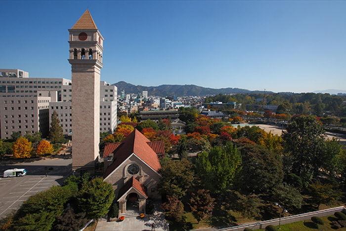 Đại học Sejong là một trong những trường đại học hàng đầu đào tạo ngành quản trị khách sạn