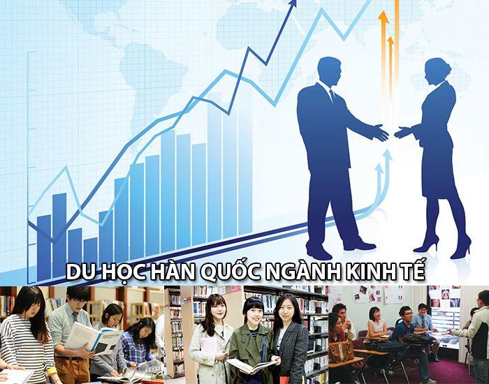 Du học Hàn Quốc ngành kinh tế