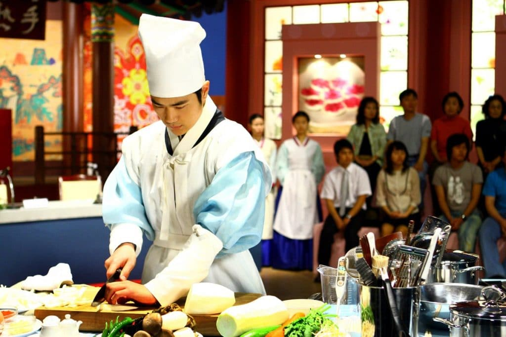 Du học ngành ẩm thực Hàn Quốc