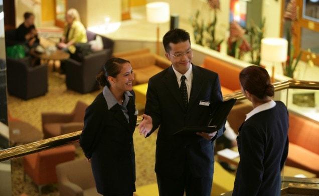 Nhóm ngành Quản trị khách sạn và Du lịch