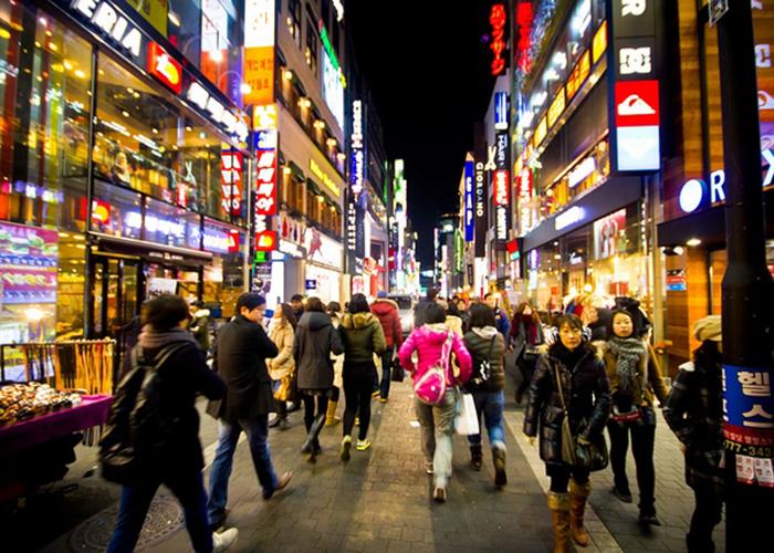 Phố Itaewon Hàn Quốc – những điều thú vị có thể bạn chưa biết