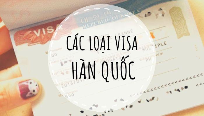 CHI TIẾT thủ tục xin visa Hàn Quốc – Xin visa Hàn Quốc cần những gì?