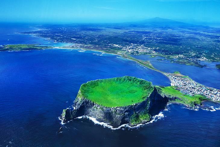 Đảo Jeju Hàn Quốc : Top những địa điểm bạn không nên bỏ lỡ khi khám phá