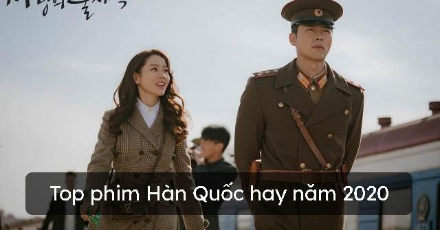 BST phim Hàn Quốc hay năm 2020 được yêu thích nhất