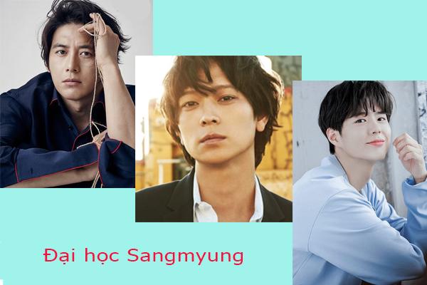 Cựu sinh viên của đại học Sangmyung