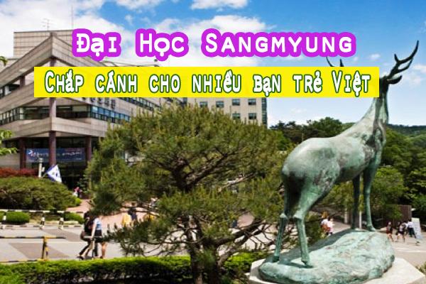"""""""Tất tần tật"""" về Trường Đại Học Sangmyung Hàn Quốc"""