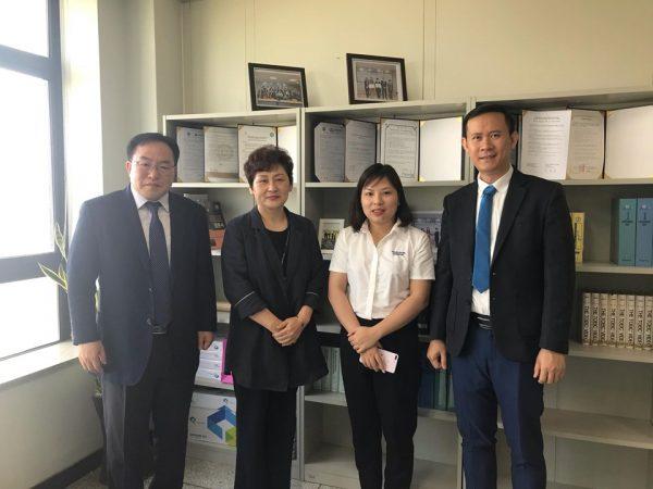 """Cao đẳng Busan Kyungsang – TOP trường cao đẳng uy tín tại """"thành phố biển"""""""
