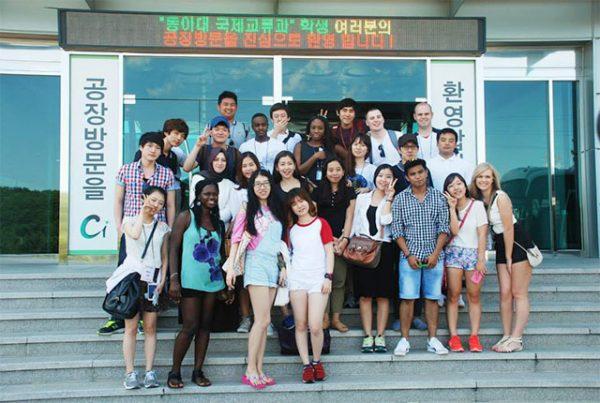 """Đại học DongA Hàn Quốc – Ngôi trường của """"Tự do – Chân lý – Chính nghĩa"""""""