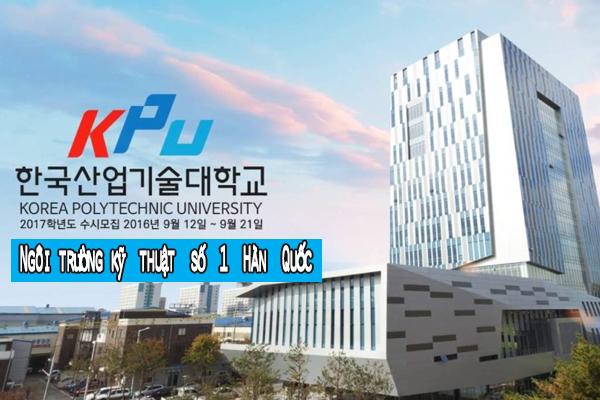 Trường Đại học Bách khoa Hàn Quốc (KPU) – Korea Polytechnic University