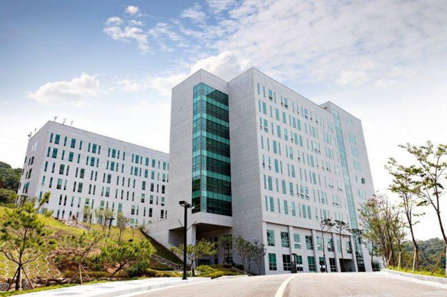 중부대학교 - Joongbu University (JBU)