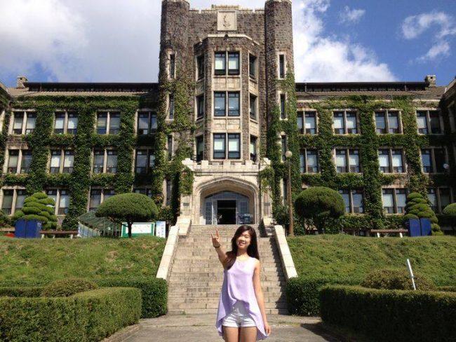 Trường Đại học Yonsei Hàn Quốc - Yonsei University- 연세대학교