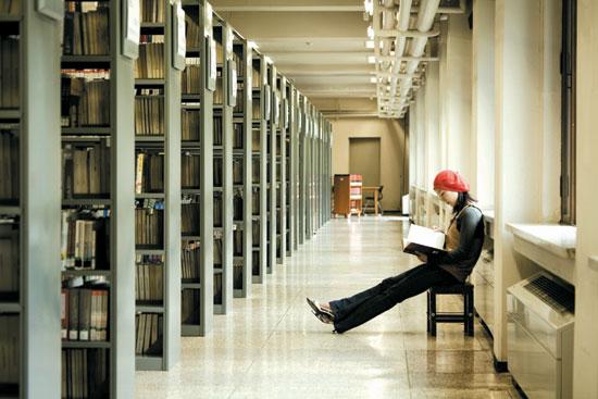 Thư viện trường Duksung